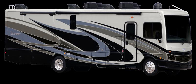 2021 Fleetwood RV BOUNDER 36F