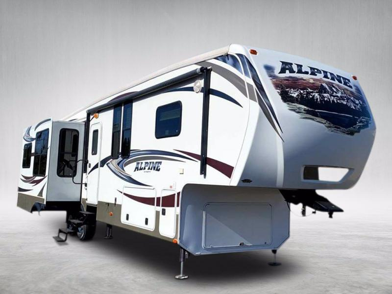 2013 Keystone RV ALPINE 3500RE