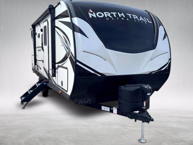 2021 Heartland RV NORTH TRAIL 24BHS