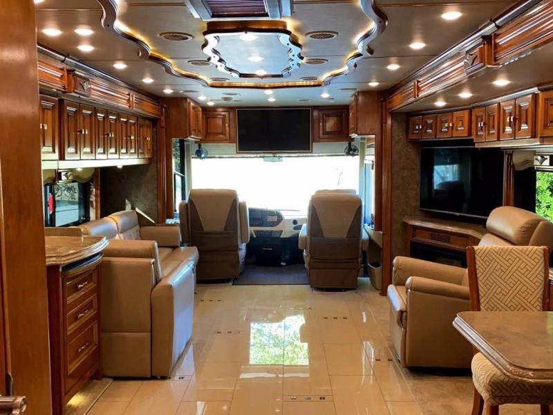 2015 Tiffin Motorhomes ALLEGRO BUS 45OP