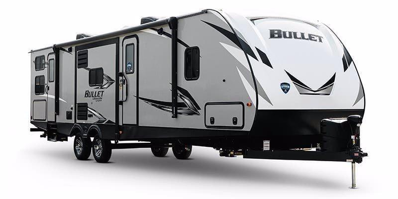 2021 Keystone RV BULLET 291RLS