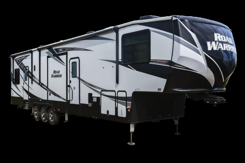 2022 Heartland RV ROAD WARRIOR 3965RW