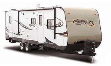 2014 Forest River EVO 2250