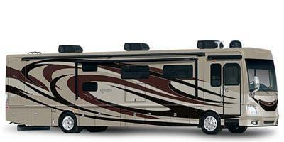 2017 Fleetwood RV DISCOVERY 40G