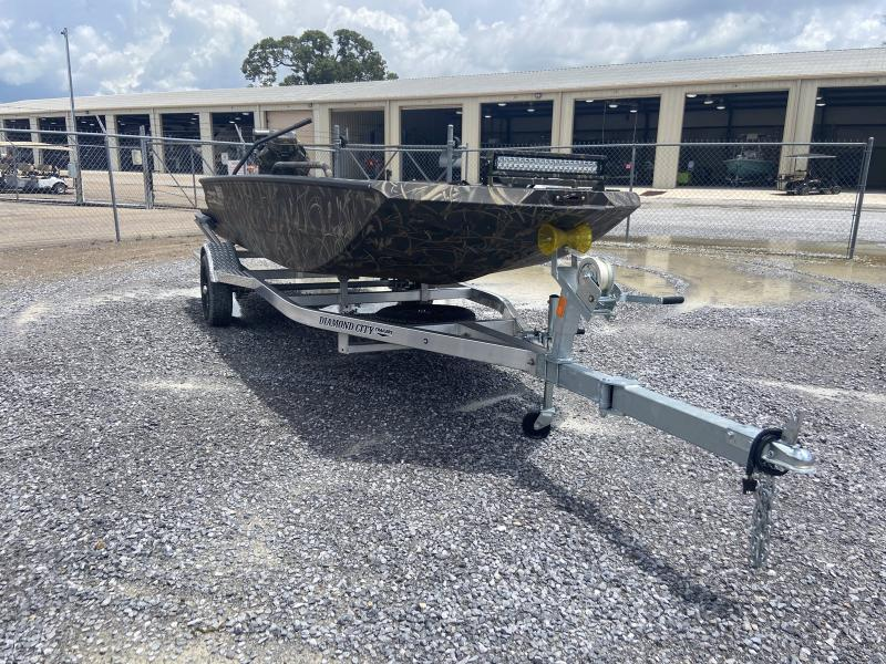 2021 Excel Boats SHALLOW WATER 1754-F4