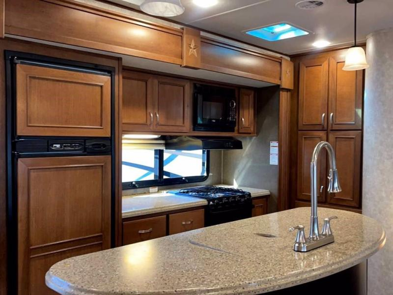 2017 Highland Ridge RV OPEN RANGE 310BHS