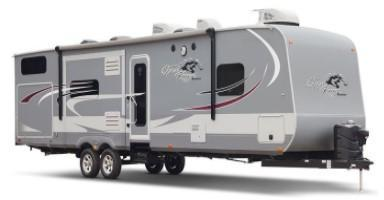 2017 Highland Ridge RV OPEN RANGE 310BHS
