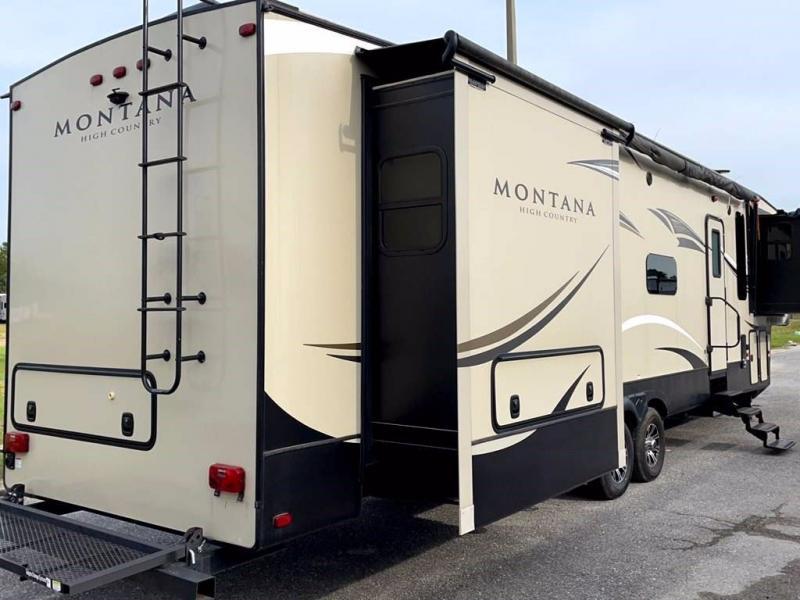 2017 Keystone RV MONTANA 375FL