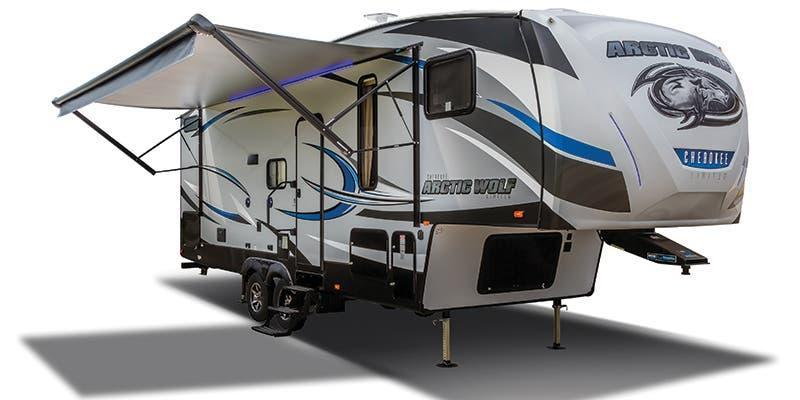 2018 Forest River, Inc. ARCTIC WOLF 28DRL4