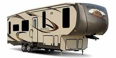 2012 Blue River CABIN 3125RT