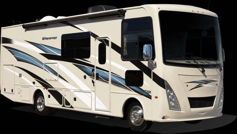 2020 Thor Motor Coach WINDSPORT 33X