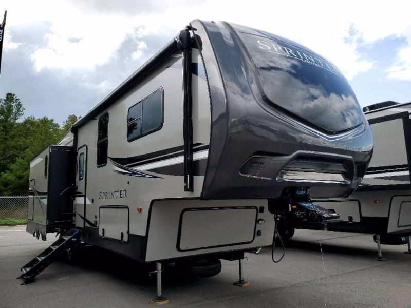 2021 Keystone RV SPRINTER 3160RLS