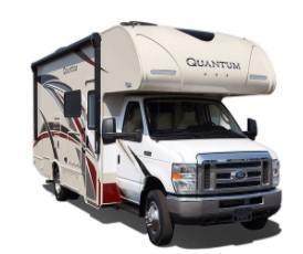 2019 Thor Motor Coach QUANTUM RS26