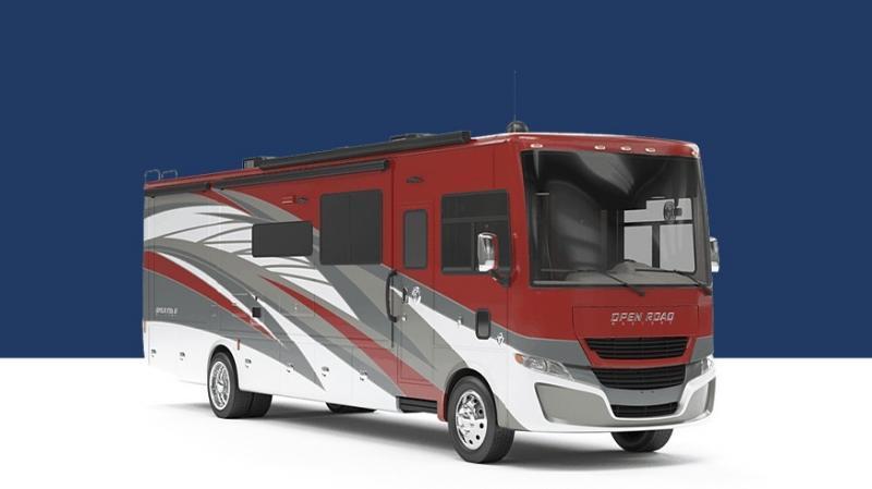 2022 Tiffin Motorhomes ALLEGRO 36 LA