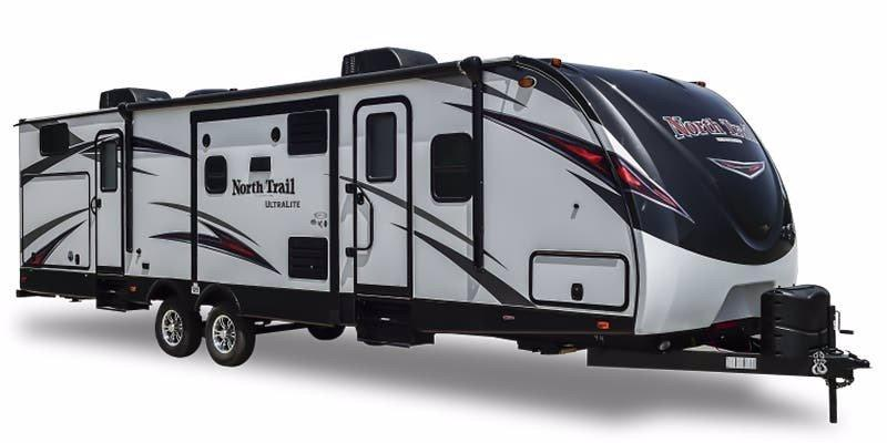 2018 Heartland RV NORTH TRAIL 27RBDS