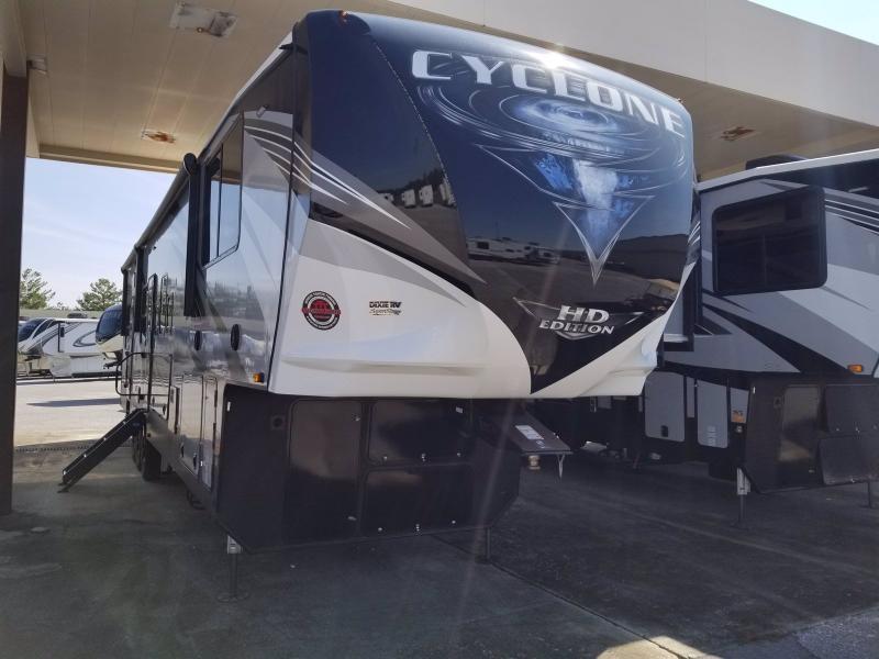 2021 Heartland RV CYCLONE 4007