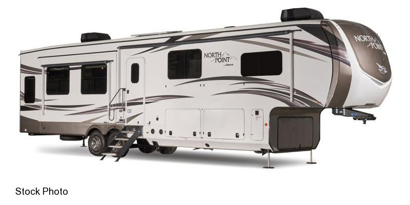 2021 Jayco NORTH POINT 377RLBH