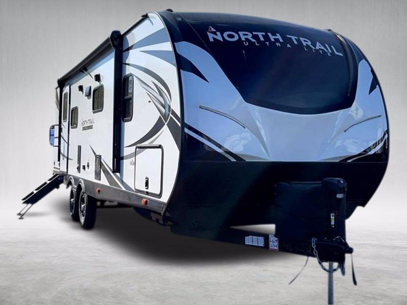 2021 Heartland RV NORTH TRAIL 25RBP