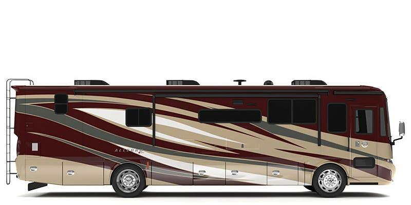 2019 Tiffin Motorhomes ALLEGRO RED 37 BA