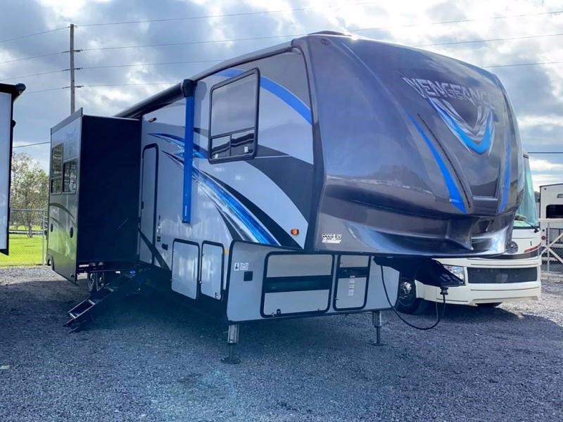 2019 Forest River, Inc. VENGEANCE 348A13