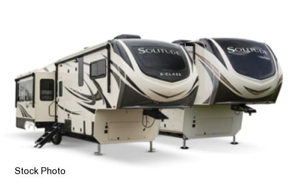 2021 Grand Design RV SOLITUDE 345GK-R