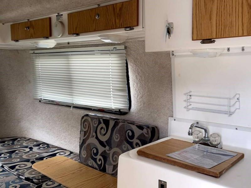 2011 Casita Enterprises SPIRIT DELUXE 17