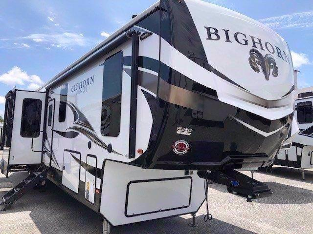 2020 Heartland RV BIGHORN 3985RRD