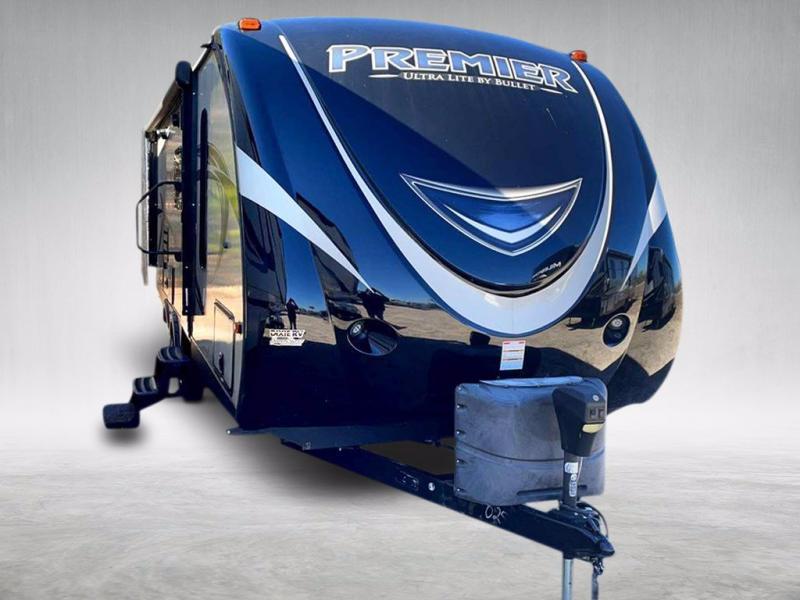 2016 Keystone RV BULLET 22RBPR
