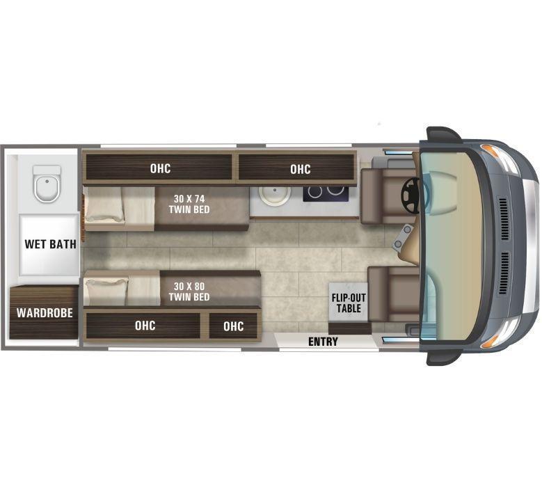 2022 Entegra Coach ETHOS 20T
