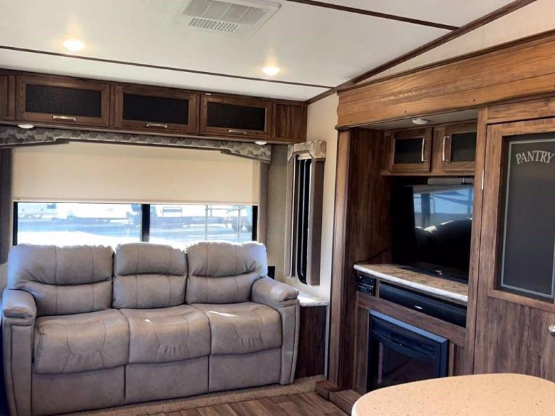 2018 Keystone RV COUGAR 333MKS