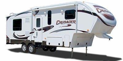 2013 Primetime CRUSADER 285 RET