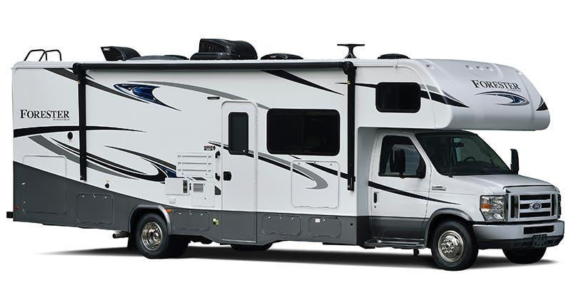 2018 Forest River FORESTER 3011DS