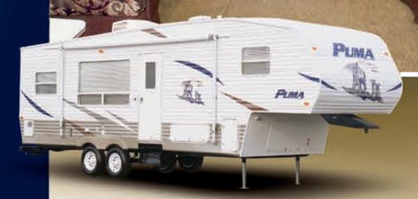 2007 Palomino PUMA 285BH