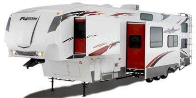 2008 Keystone RV FUZION 393