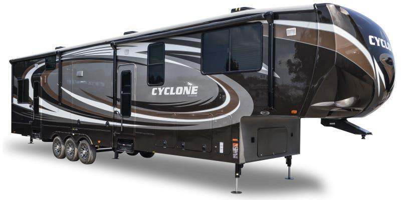2016 Heartland RV Cyclone 4250