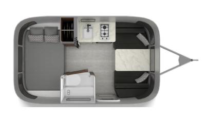 2022 Airstream CARAVEL 16RB