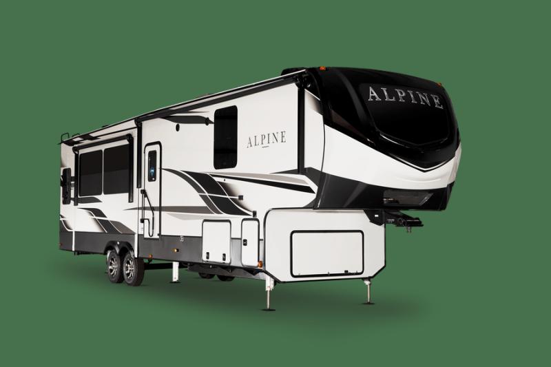 2022 Keystone RV ALPINE 3790FK