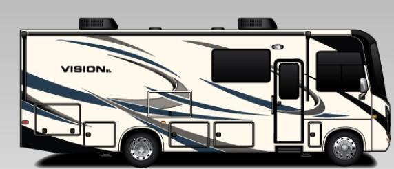 2022 Entegra Coach VISION 34B XL