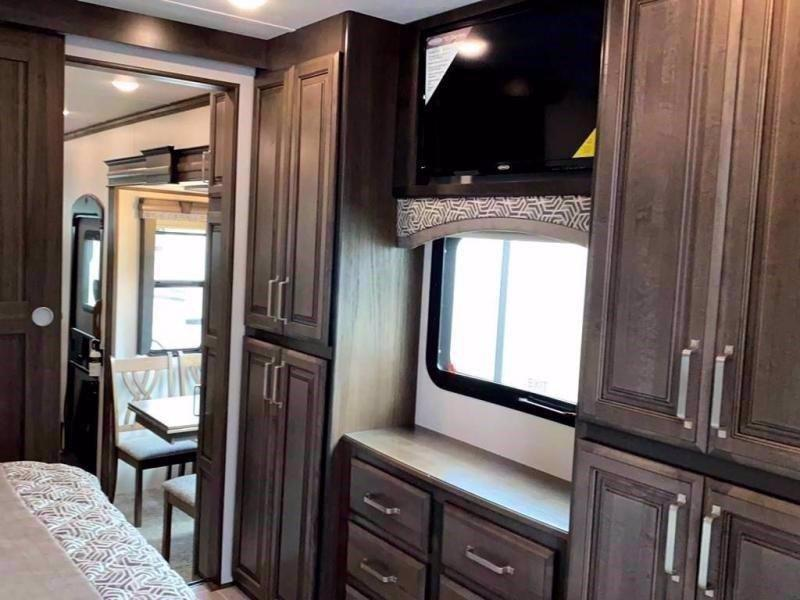 2021 Keystone RV ALPINE 3712KB