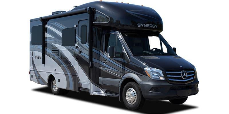 2016 Thor Motor Coach SYNERGY M24SP