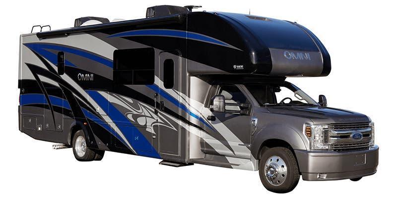 2021 Thor Motor Coach MAGNITUDE SV34