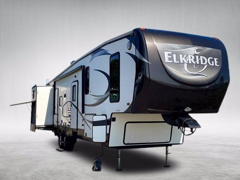 2015 Heartland RV ELKRIDGE 37ULTA