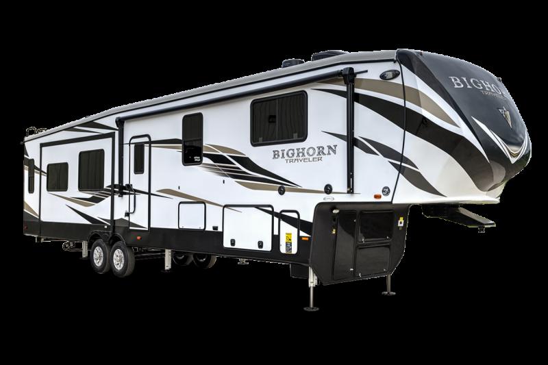 2021 Heartland RV BIGHORN 35BK