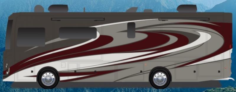 2022 Fleetwood RV FRONTIER 36SS