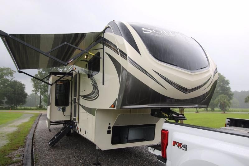 2020 Grand Design RV Solitude 375RES-R
