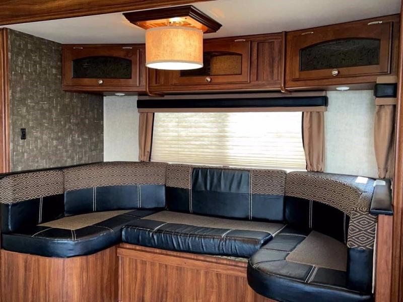 2015 Heartland RV NORTH TRAIL 22FBS