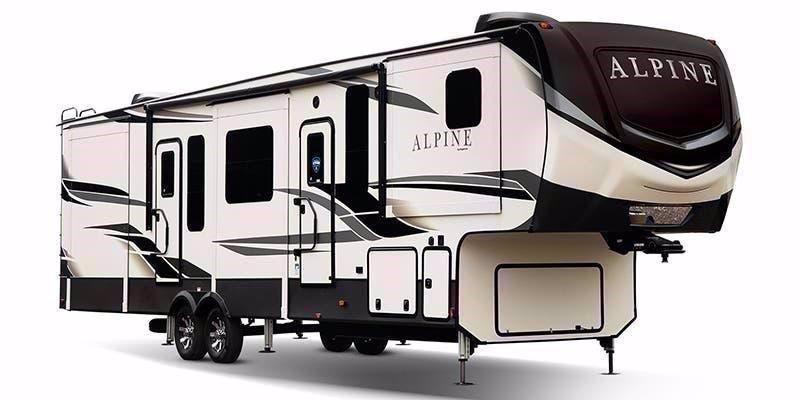 2021 Keystone RV ALPINE 3712KB