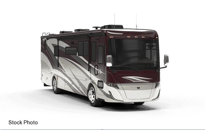 2021 Tiffin Motorhomes ALLEGRO RED 33 AA