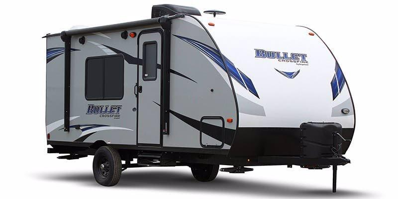 2019 Keystone RV BULLET CROSSFIRE 1800RB