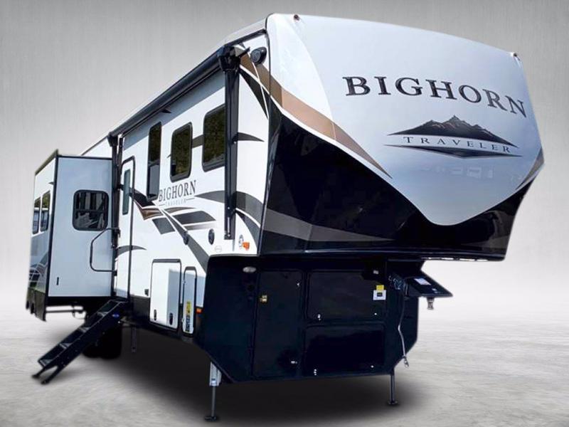 2021 Heartland RV BIGHORN 37DB